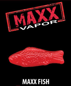 Maxx 100ml fish 0mg